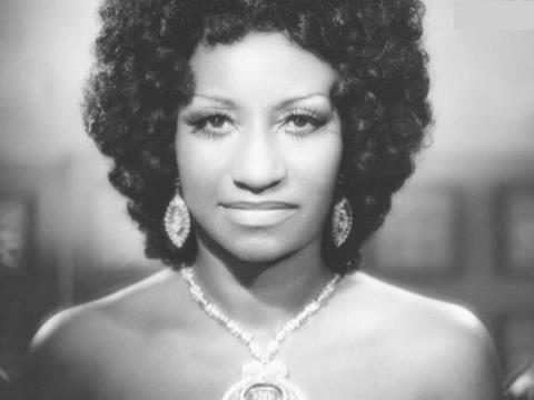 Celia Cruz Characteristics Yes i do Like Celia Cruz's
