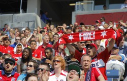 """GIVEAWAY – Win Tix to the """"Chicago Fire Soccer Club"""" Game!"""