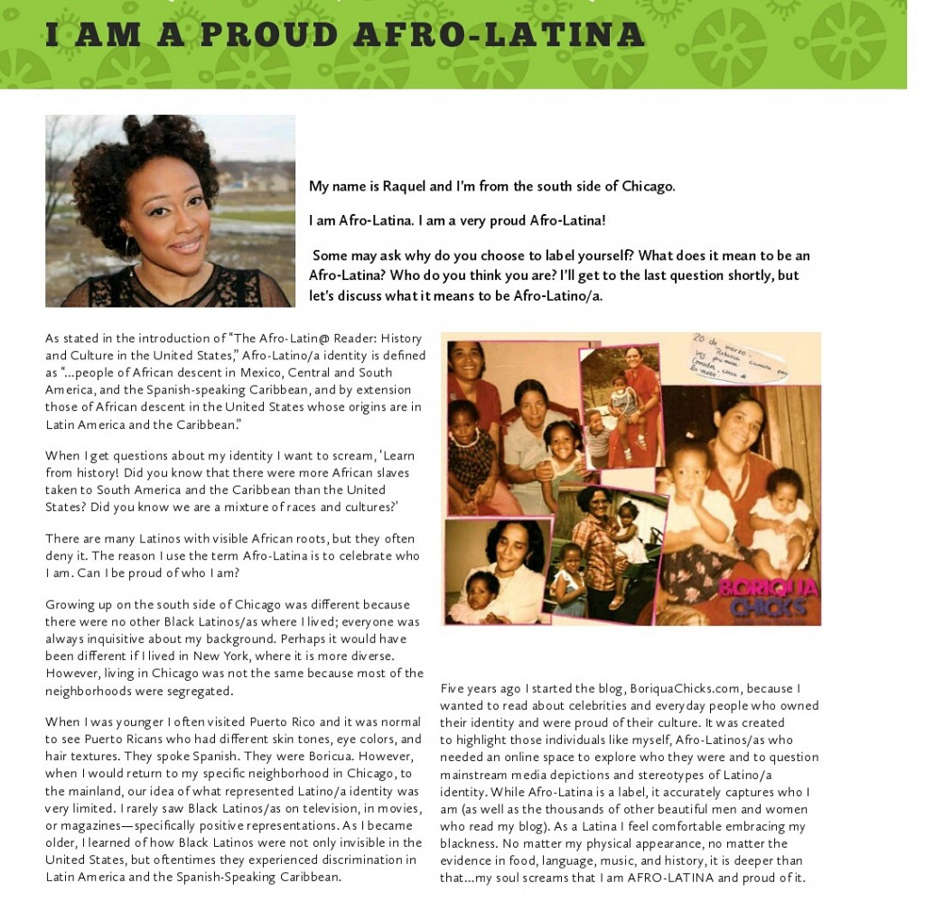 Latino Connection Magazine