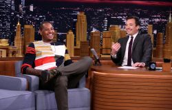 Puerto Rican Baller Carmelo Anthony Talks Coquito On Jimmy Fallon